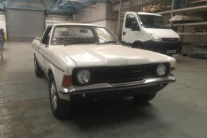 Ford MK3 Cortina 2.5 v6 Pickup no welding Solid truck