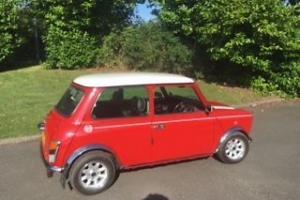 Classic mini Cooper Photo