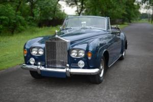 1964 Rolls-Royce Silver Cloud III Convertible Photo
