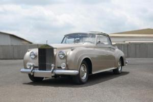 1962 Rolls-Royce Silver Cloud II Mulliner Drop Head Coupe