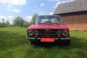 Alfa Romeo Berlina 1750 - Rare RHD Model.