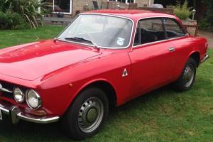 1970 Alfa Romeo 1750 GTV 105 Barn Find