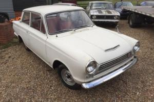 Ford Cortina 2 Door 1962/3