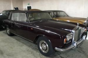 1969 Rolls Royce Silver Shadow
