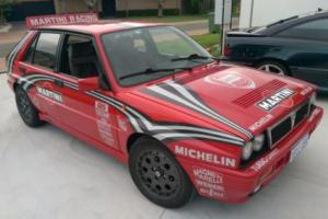 Lancia Delta Integrale 16V 1991 ONE OF Last Registerable Imports in QLD Photo