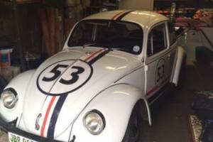 Volkswagon Beetle 1976, 1600TP, Herbie