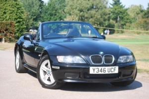 '2001' BMW Z3 1.8 Roadster Convertible ONLY 57,000 MILES