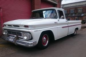 1962 chevy c10 pick up hot rod american truck custom