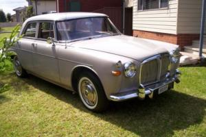 1965 Rover 3LITRE P5 2C in NSW