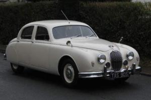 1959 JAGUAR MKI 2.4 MOD