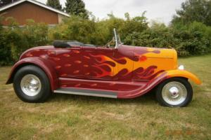 1928 Ford roadster replica hotrod Photo