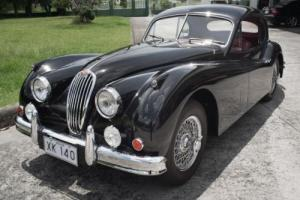 1956 Jaguar XK 140 FHC LHD