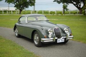 1957 Jaguar XK150 FHC LHD Photo