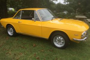 1972 Lancia Fulvia- Faultless with a genuine 60000 miles !!!