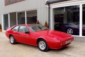 1984 Lotus Eclat Excel 2.2 ** 66,000 miles ** Every mot and massive history**