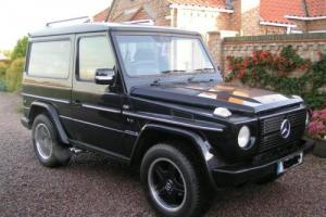 MERCEDES G WAGON 5.6 AMG V8 AUTO AWESOME VEHICLE £19500 OFFERS PX CONSIDERED Photo