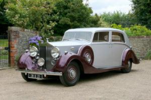 1939 Rolls Royce Wraith Touring Limousine By Park Ward Photo