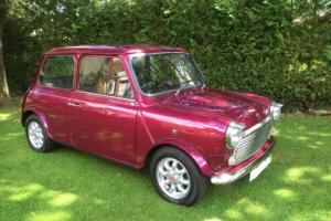 1995 Classic Mini 35th Anniversary 1275cc Photo