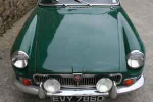 1966 MGB GT (1965 build date) RARE!! ( Barn find / vintage / Retro )