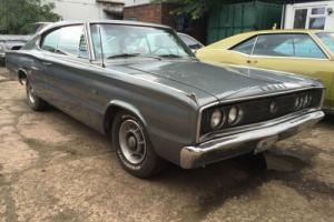 1967 Dodge Charger 383ci auto