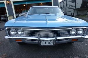 Chevrolet: Impala super sport