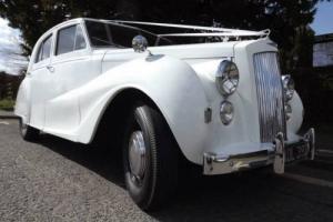 1950 Austin Princess A135 DS2 Saloon - Rare Vintage Car