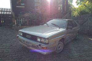 AUDI UR quattro10v WR 1983 Photo
