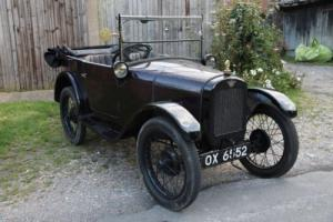 Austin 7 Chummy (1928)