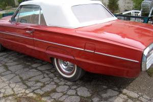 Ford: Thunderbird CONVERTIBLE