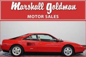 1989 Ferrari Mondial T Coupe Photo