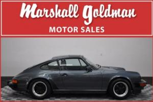 1987 Porsche 911 Carrera Coupe Photo