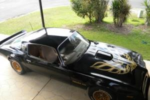 "1978 Pontiac Firebird Trans AM ""THE Bandit"" LHD Coupe VG Cond in NSW"