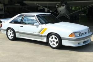 1989 Ford Mustang 1989 Saleen SSC w/ only 800 original miles