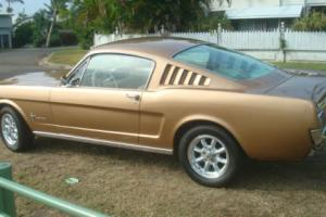 Ford Mustang 2 2 Restored Built 14 Sept 1964 in QLD