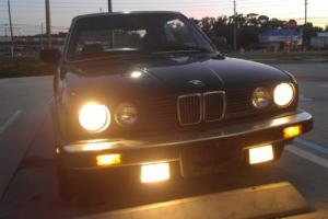 1987 BMW 3-Series Photo