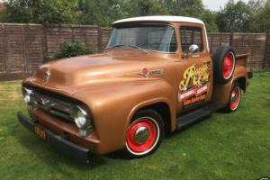 FORD F-100 stock original V8 Step side Pick up Truck