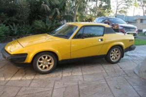 Triumph TR7 Worked 3 5L V8 in NSW Photo