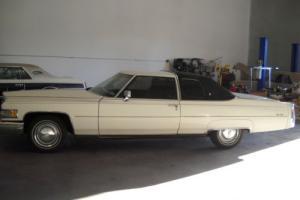 1976 Cadillac DeVille de Ville
