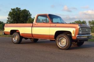 1980 Chevrolet C/K Pickup 1500