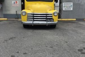 1948 Chevrolet Hot rod school bus