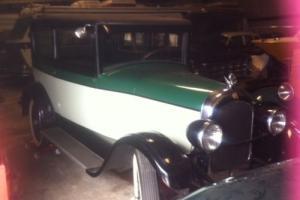 1927 Chrysler Other