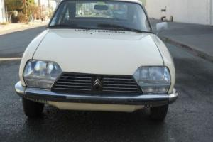 1979 Citroën GS Pallas