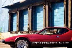 1974 De Tomaso Other Pantera GTS Photo