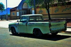 1968 Dodge Pro Street Rat Rod