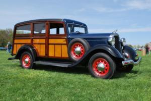 1935 Dodge Woodie wagon