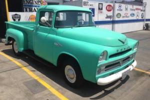 1957 Dodge Other Pickups D100