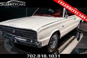 1966 Dodge Charger Nascar Program Replica Car