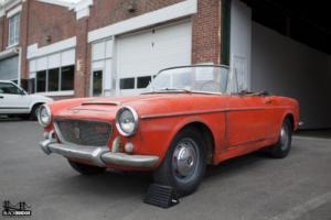 1961 Fiat 1200 Cabriolet