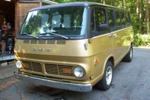 1968 Chevrolet G20 Van