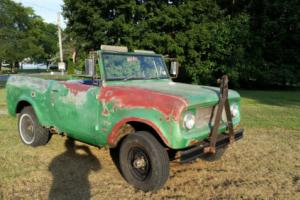 1969 International Harvester Scout 800 Photo